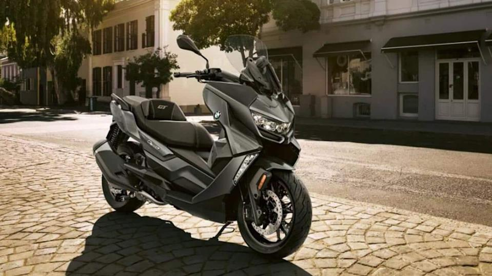 Unofficial bookings for BMW C 400 GT open in India