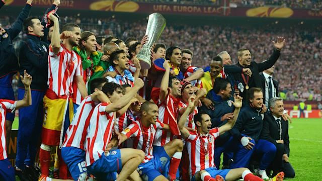 Atletico Madrid, Europa League 05092012