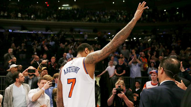 Carmelo Anthony says winning is most important as he ponders future with Knicks
