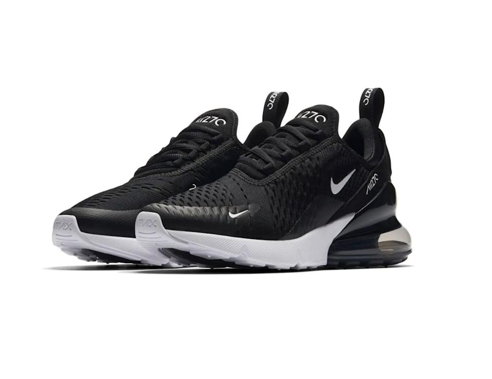 <p>These <span>Nike Air Max 270 Premium Sneakers</span> ($150) clearly belong in our shopping carts.</p>
