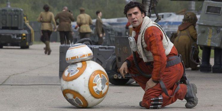 <em>The Force Awakens</em> got more nominations than all of George Lucas's prequels combined. (Photo: Lucasfilm)