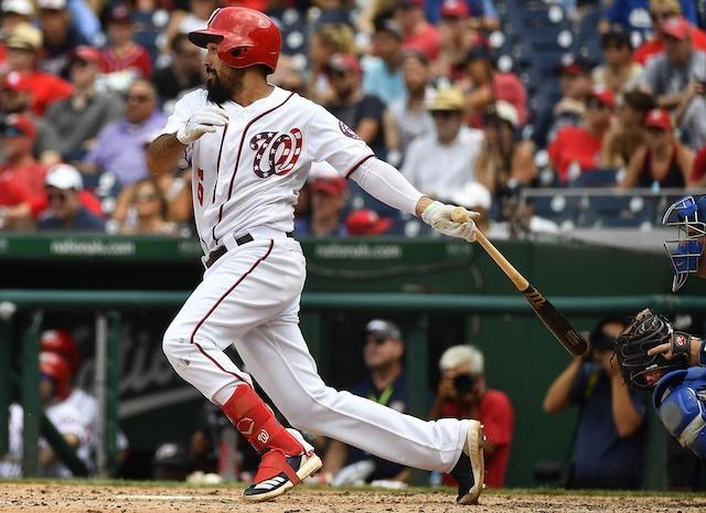 MLB Free Agency Rumors: Dodgers Have 'Coveted' Nationals' Anthony Rendon, Could Move Justin Turner To First Base In 2020