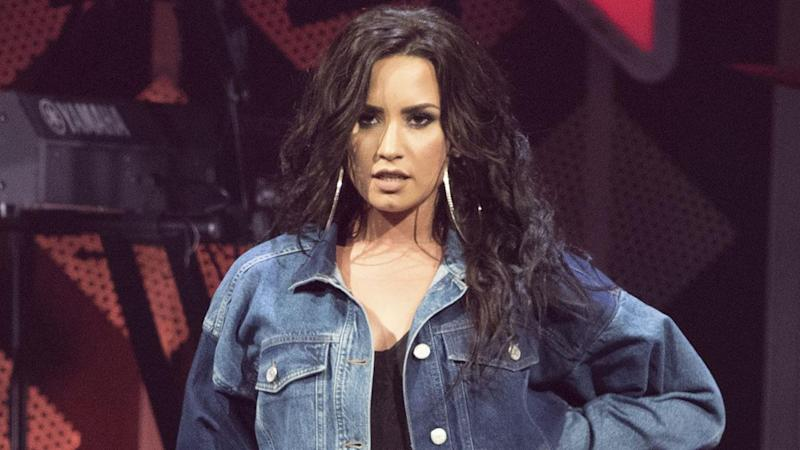 Demi Lovato Shares Empowering Swimsuit Pic While Discussing Past Eating Disorder