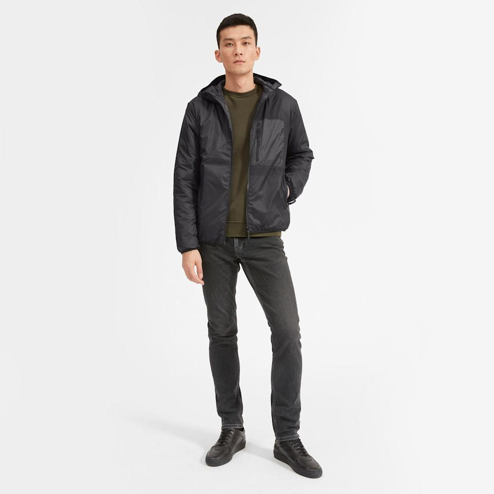 "<p><strong>everlane</strong></p><p>everlane.com</p><p><strong>$98.00</strong></p><p><a href=""https://go.redirectingat.com?id=74968X1596630&url=https%3A%2F%2Fwww.everlane.com%2Fproducts%2Fmens-renew-ltwt-hooded-puffer-black-black&sref=https%3A%2F%2Fwww.goodhousekeeping.com%2Fholidays%2Fgift-ideas%2Fg28748940%2Fbest-gifts-for-husbands%2F"" rel=""nofollow noopener"" target=""_blank"" data-ylk=""slk:Shop Now"" class=""link rapid-noclick-resp"">Shop Now</a></p><p>For days when it's too cold to wear his leather jacket but not quite freezing enough to bust out his parka, this lightweight puffer from Everlane is just what he needs. It's actually made for temperatures as low as 25ºF, so he can stay warm without looking like a marshmallow. </p>"