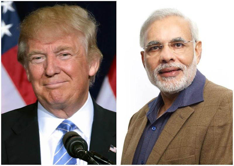 PM Narendra Modi can't afford to 'lose' handshake battle with President Trump in US