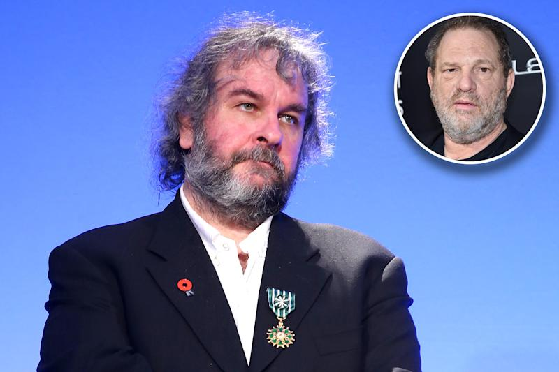 Peter Jackson calls Harvey Weinstein's denial of Sorvino, Judd stories a 'deflection from the truth'