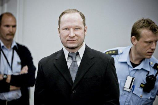 "Norwegian law forbids the keeping of prisoners like Breivik in total isolation as it is considered ""cruel"""