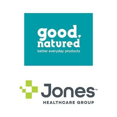 good natured Products Inc. and Jones Healthcare Group (CNW Group/Good Natured Products)