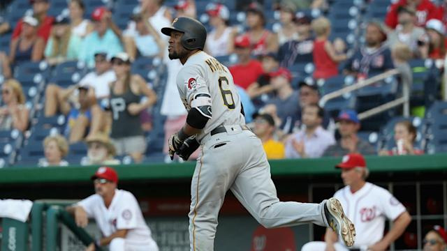 The All-Star outfielder is in his sixth season with the Pirates.