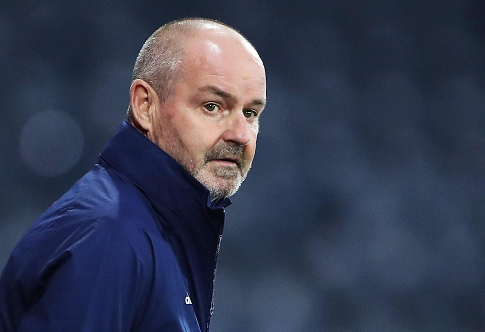Steve Clarke will lead Scotland at the Euros this summer (Getty Images)