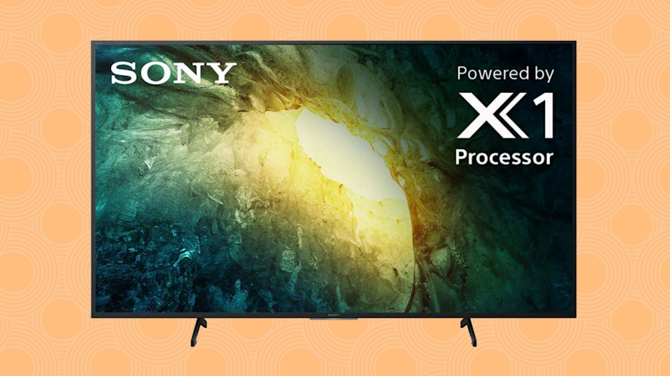 Get $202 off this 65-inch Sony 4K Ultra HD LED TV. (Photo: Amazon)