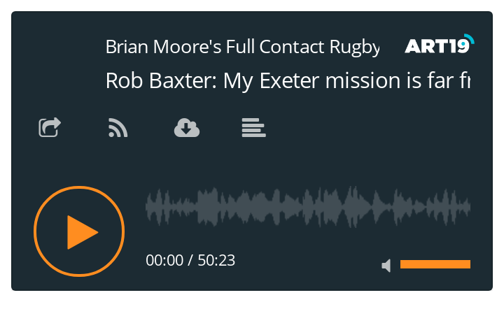 Brian Moore's Full Contact rugby podcast 26/11/20