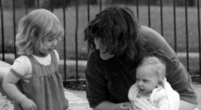 Valerie Graves with her children Tim and Jemima (Sussex Police/PA)
