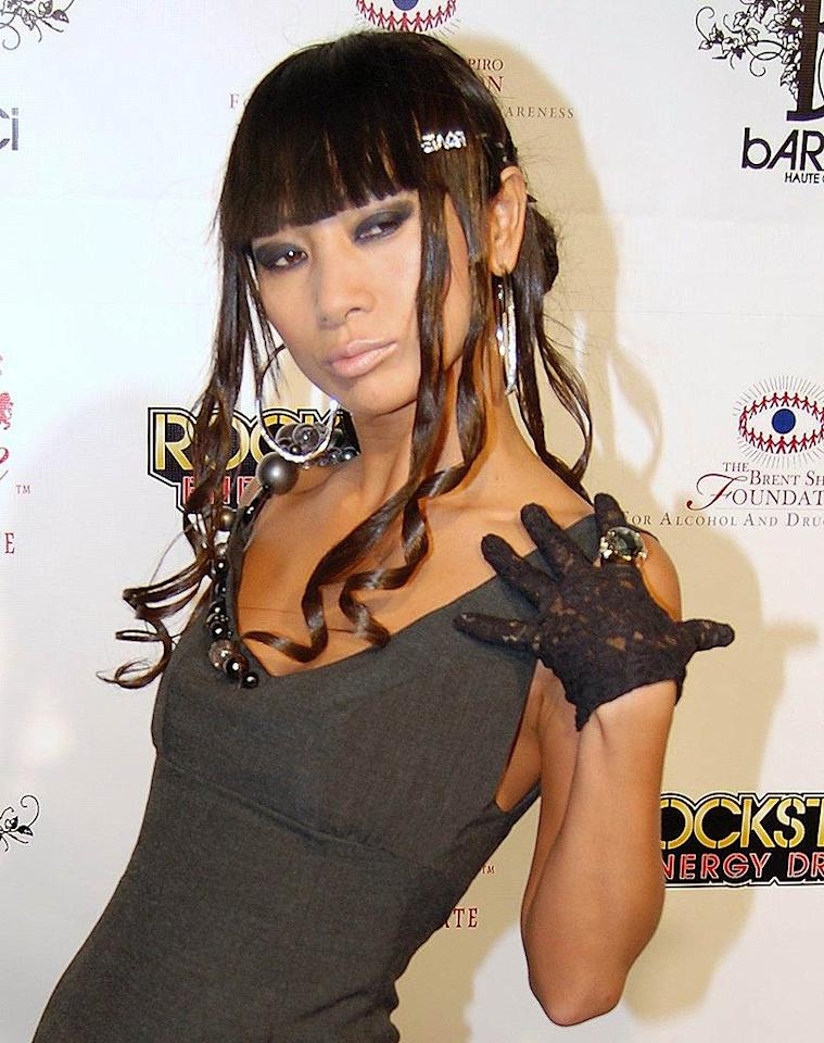 "Last, but certainly not least ... D-list diva Bai Ling, who delivered her signature pout and debuted her tentacle-like tresses at a recent charity event in Hollywood. <a href=""http://www.x17online.com"" target=""new"">X17 Online</a> - September 12, 2010"