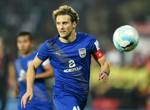 Ex-Uruguay star Diego Forlan most recently played for India's Mumbai City in 2016, after leaving European football in 2012