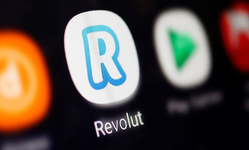 British fintech Revolut hits $5.5 billion valuation after funding round