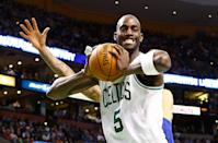 <p>It's widely believed that Kevin Garnett would have gone to Michigan, but he's said that he would have shocked the world and gone to Maryland instead. </p>