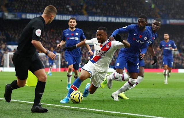 Premier League - Chelsea v Crystal Palace