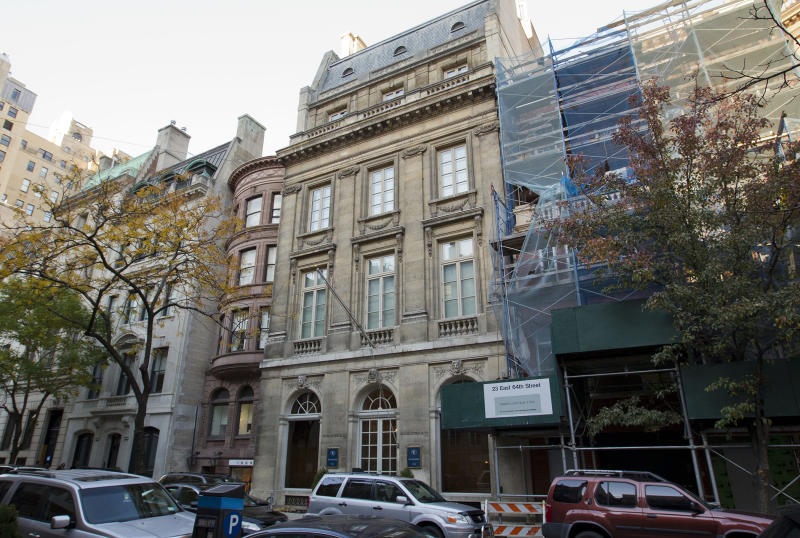 See the Most Expensive Townhouse Ever Sold in New York City