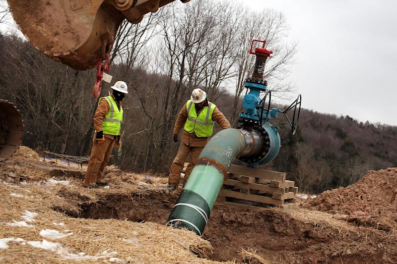 It's going to be a good winter for natural gas and companies that drill for it, Morgan Stanley says