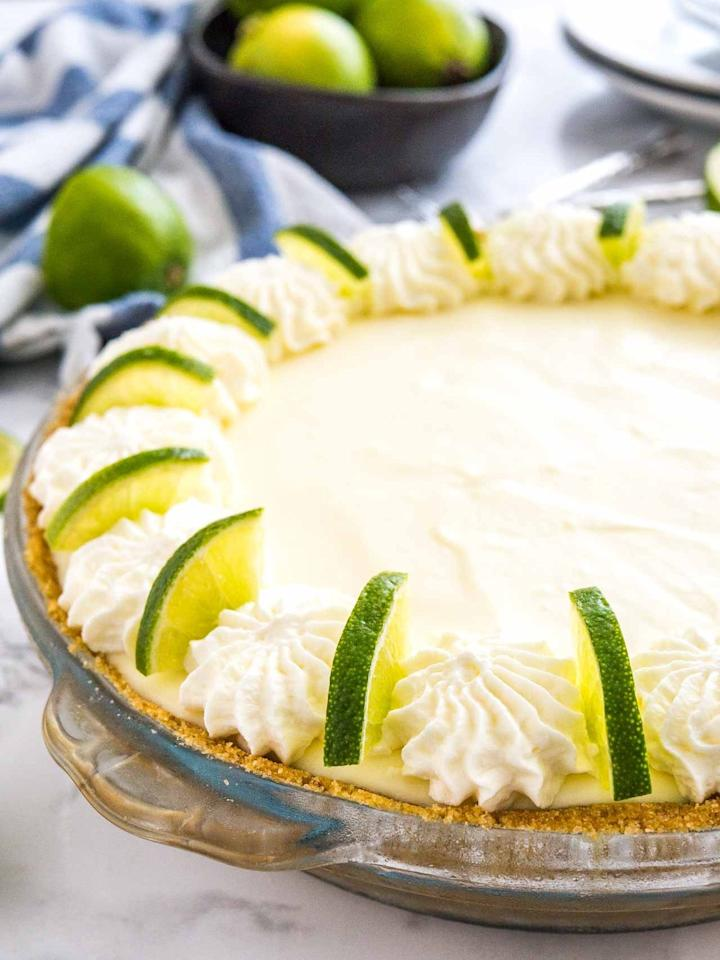 Taste Of Home Key Lime Cake