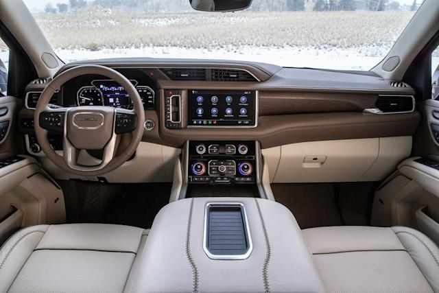 2021 GMC Yukon - Competing Products - Blue Oval Forums