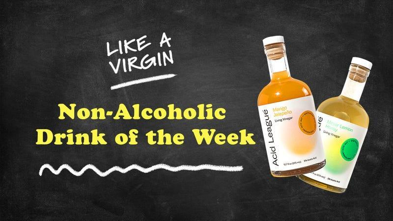 Non-Alcoholic Drink of the Week: Acid League Vinegar