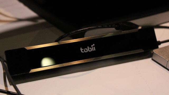 Tobii's Rex Turns Your Eyes Into a Mouse