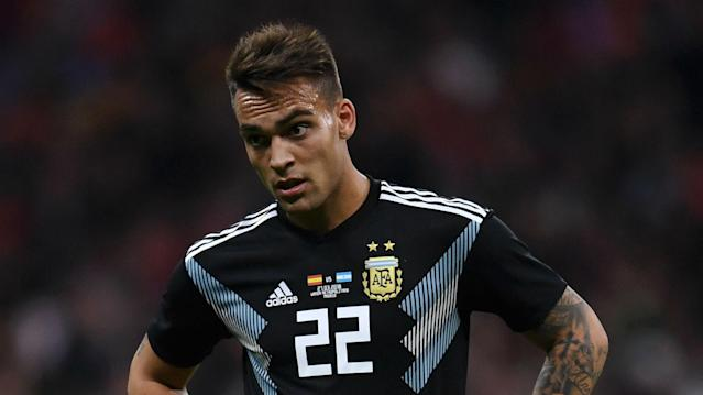 The 20-year-old Argentine striker attracted interest from Real Madrid and Atletico but his European adventure will begin in Italy