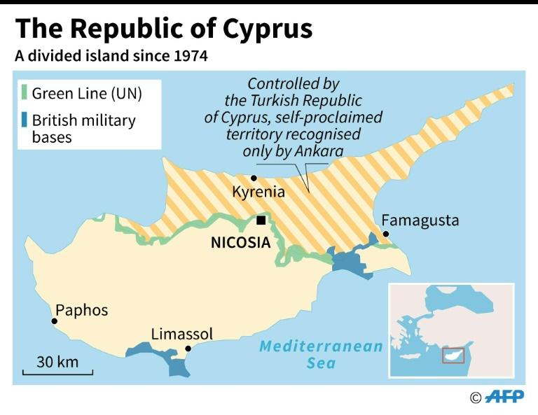 United Nations chief: Talks to reunify Cyprus collapse