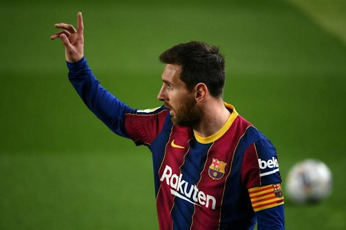 There have been many warm tributes Lionel Messi who has announced his exit from Barcelona