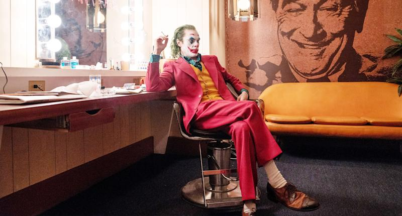 "Joaquin Phoenix as Arthur Fleck in the movie, ""Joker."" (Photo: The Everett Collection)"