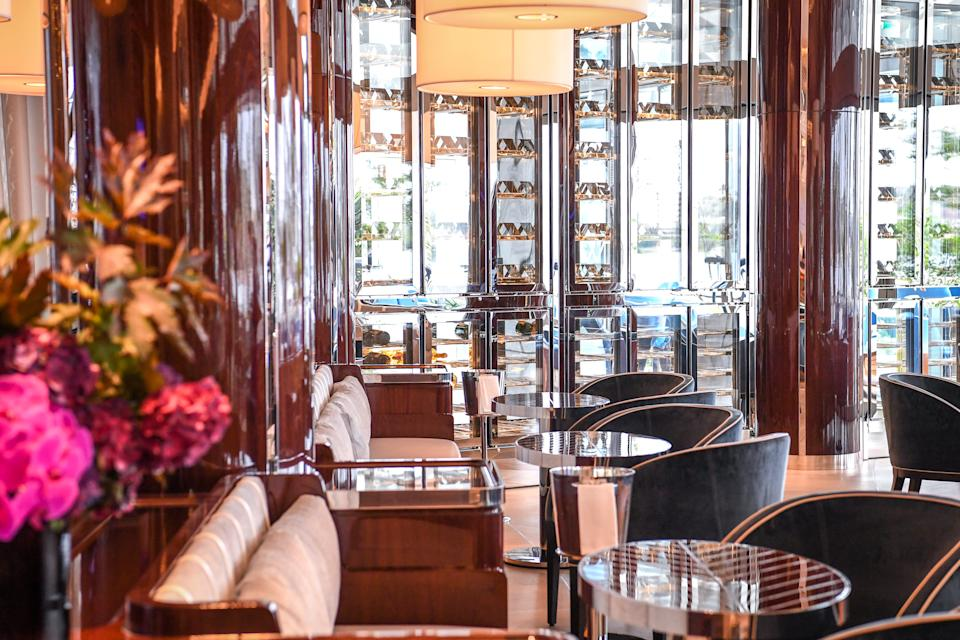 TWR- The Waiting Room at the crown sydney