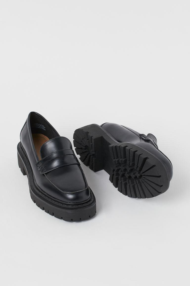 <p>These <span>Chunky-soled Loafers</span> ($35) will go with literally everything.</p>