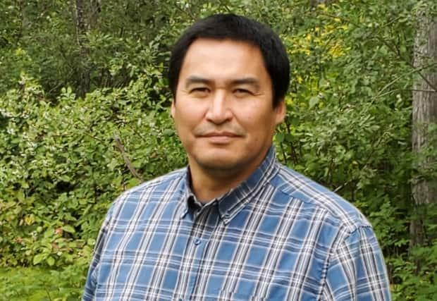 Floyd Bertrand, a former chief of Acho Dene Koe First Nation, is the applicant in the case. (Submitted by Floyd Bertrand - image credit)