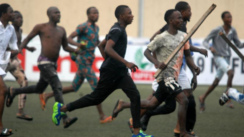 Federation Cup: Kano Pillars fans on rampage again despite victory over Niger Tornadoes