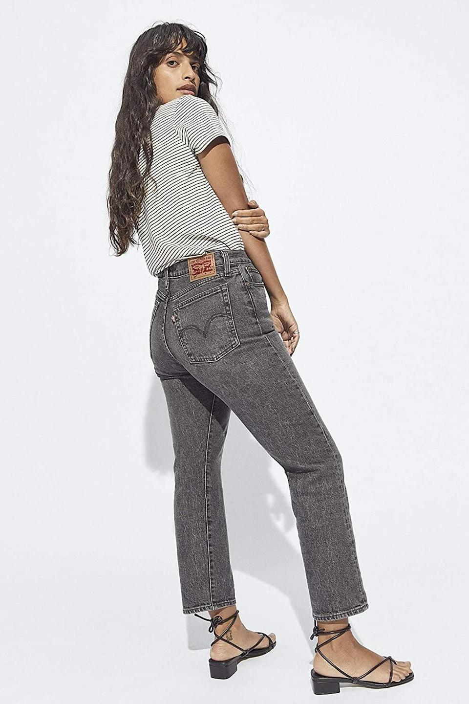 <p>These <span>Levi's Wedgie Straight Jeans</span> ($42, originally $70) will be in your closet for years to come.</p>
