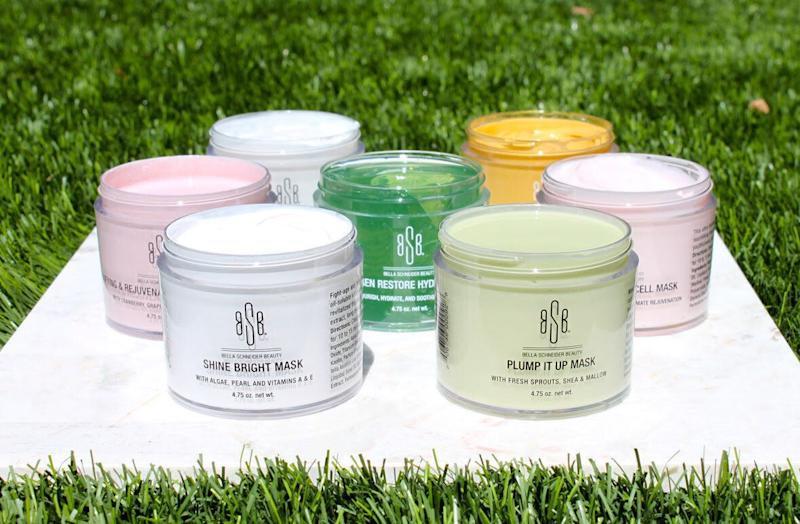 """A luxe collection of DIY Facial Kits and single item &ldquo;enhancements&rdquo; inspired by founder and esthetician Bella Schneider&rsquo;s famous facial treatments. <strong><a href=""""https://amzn.to/2XJohvY"""" target=""""_blank"""" rel=""""noopener noreferrer"""">Check out the Prime Day sale items here</a></strong>.&nbsp;"""