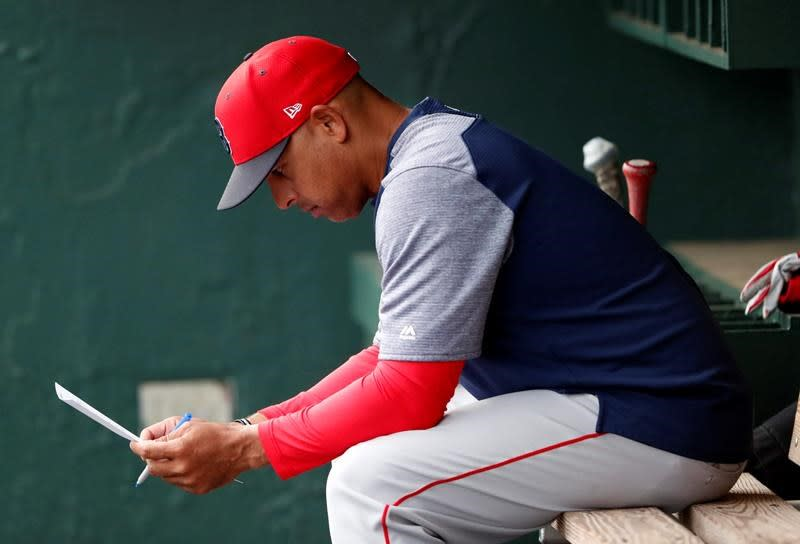 Red Sox manager Alex Cora fired in sign-stealing scandal