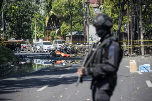 Indonesia has been on high alert over attacks by militants