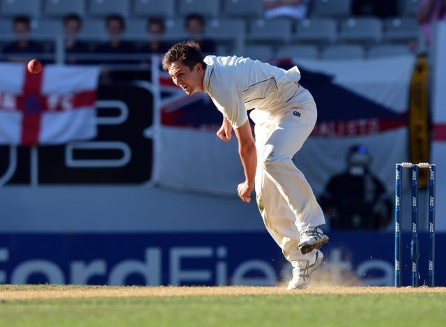 Trent Boult has taken 281 Test wickets at an average of 28.02 (Anthony Devlin/PA)