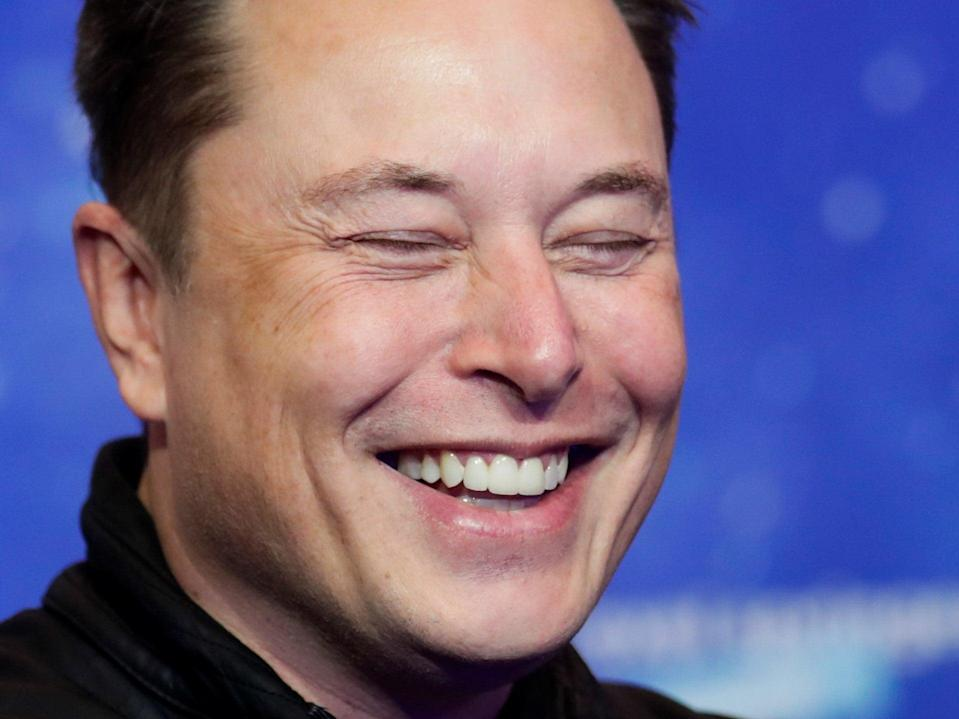 <p>SpaceX CEO Elon Musk caused CumRocket crypto to quadruple in price on Saturday, 5 June, 2021</p> (Getty Images)