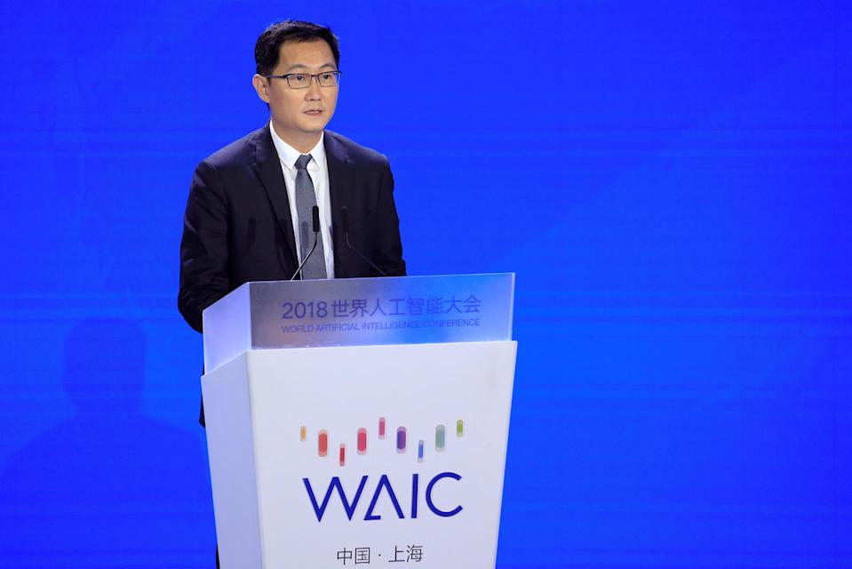 <p>No. 20: Ma Huateng<br>Net worth: $33.8 billion<br>Source of wealth: Tencent Holdings<br>(Reuters) </p>