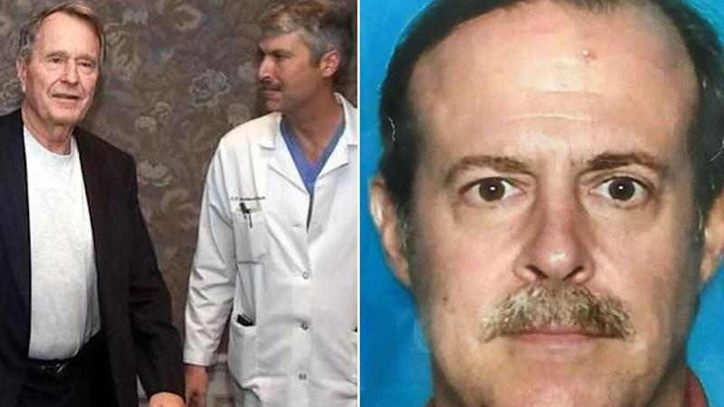 Manhunt Underway for the Alleged Killer of Houston Doctor Who Treated President George H.W. Bush