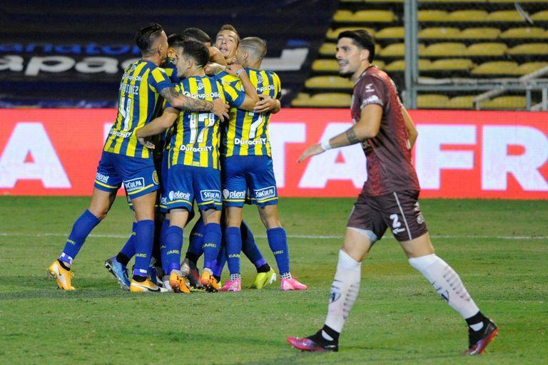 Rosario Central vs Central Cordoba