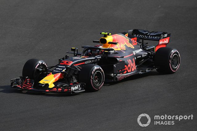 "35. El RB14 de Red Bull Racing de 2018 <span class=""copyright"">Simon Galloway / Motorsport Images</span>"