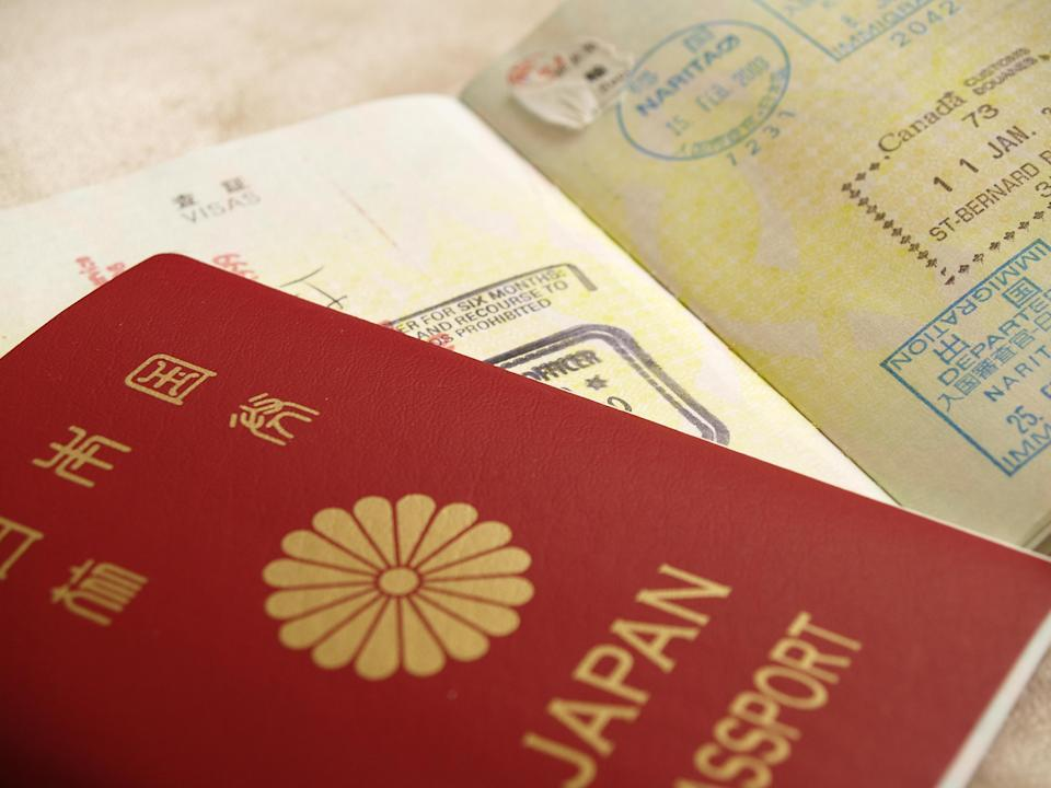 Japan has the most powerful passport in the world. Source: Getty Images