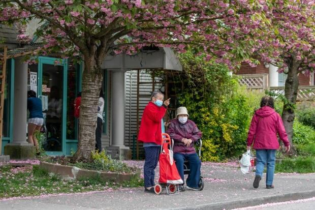 Housing Minister David Eby said Grace Seniors Home at 333 East Pender St. in Vancouver's Chinatown will remain as a seniors housing facility with Chinese cultural supportsoperated by social services agency S.U.C.C.E.S.S.