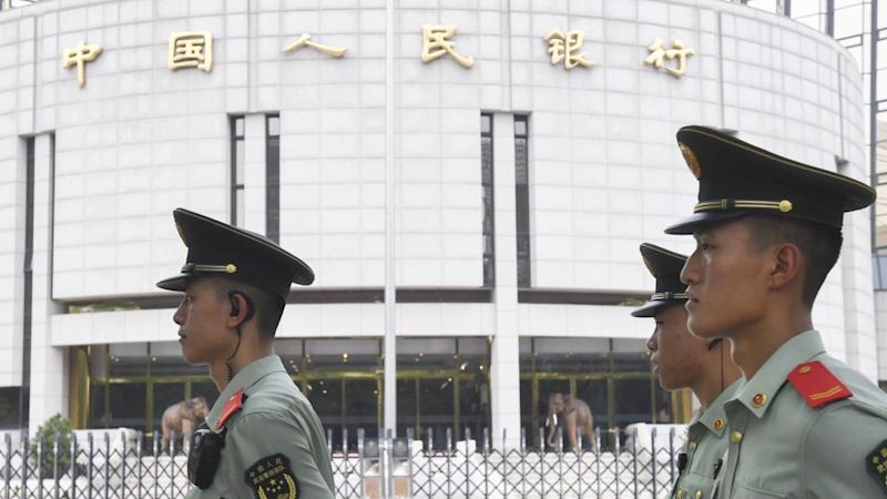 Yanjing Brewery, China's official beer supplier, slides after chairman is detained for 'duty-related violation'