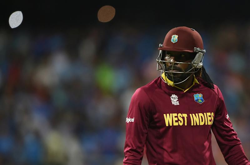 Gayle out of Windies T20 as India win toss and field